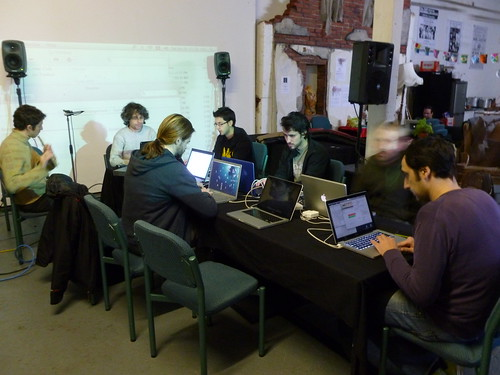 Barcelona Laptop Orchestra 3