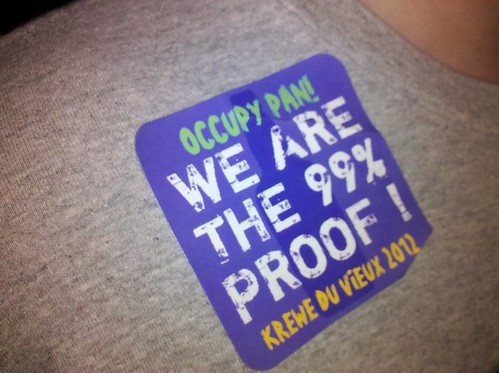 We are the 99 proof
