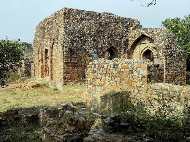 Tomb of Balban, Mehrauli Archaeological Park