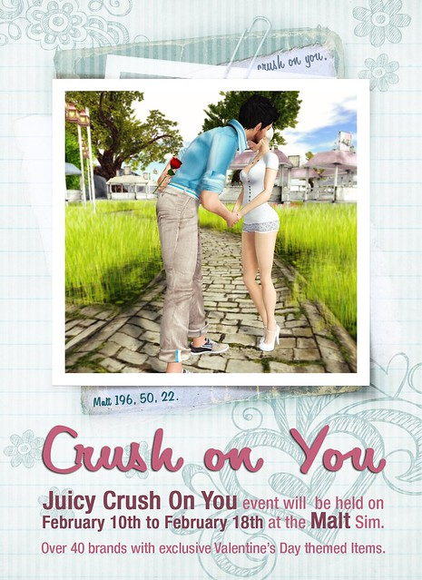 Crush On You Poster