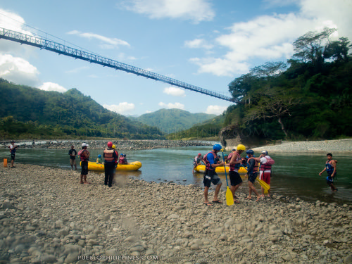White Water River Rafting - Tabuk - Kalinga, Philippines (110331 - 120123)