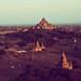 Sunset in Bagan by Lamtom