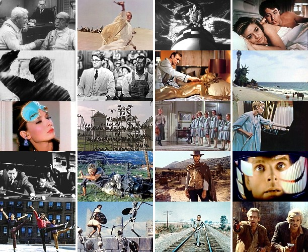 1960's Movies by Image Quiz - By Juvo415