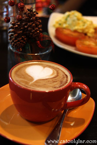 Cappuccino, Antipodean Café