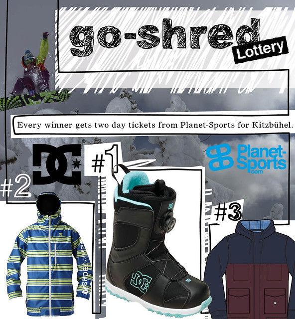 go-shred lottery Feb