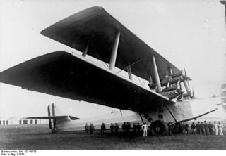 Caproni Ca.90. Milano, 1930 (Bundesarchiv)