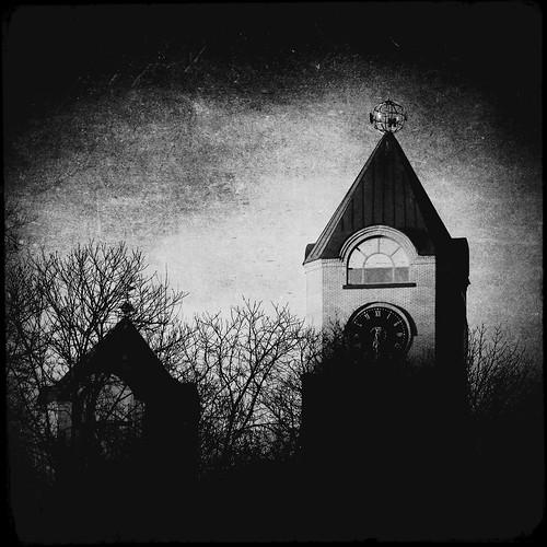 «Воробьевская Башня» (Vorobiev Tower) by Andrey  B. Barhatov
