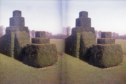 geometric topiary by pho-Tony