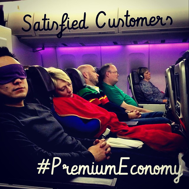 Is Premium Economy worth the money