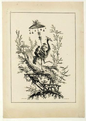 014-Serie de juegos chinos-Oeuvre gravé de Jean Pillement..1767-Vol 3- INHA
