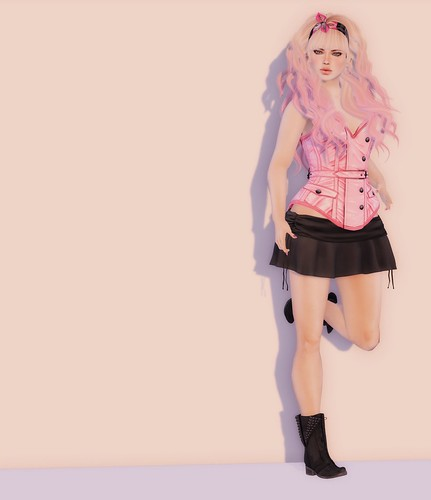 LoTD - Isn't She Pretty in Pink?