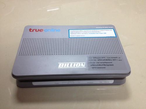 การตั้งค่าเราเตอร์ Billion รุ่น Wireless N 150 Mbps ADSL2+ สำหรับกล้องวงจรปิด (Forward Port & DDNS)