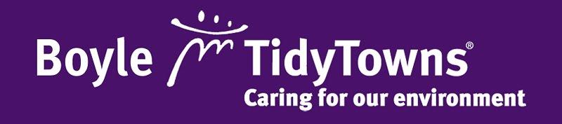 Boyle Tidy Towns Logo
