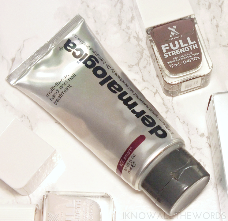 Happy Dermalogica multivitamin hand & nail treatment
