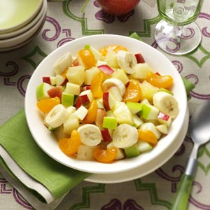 Four-fruit compote