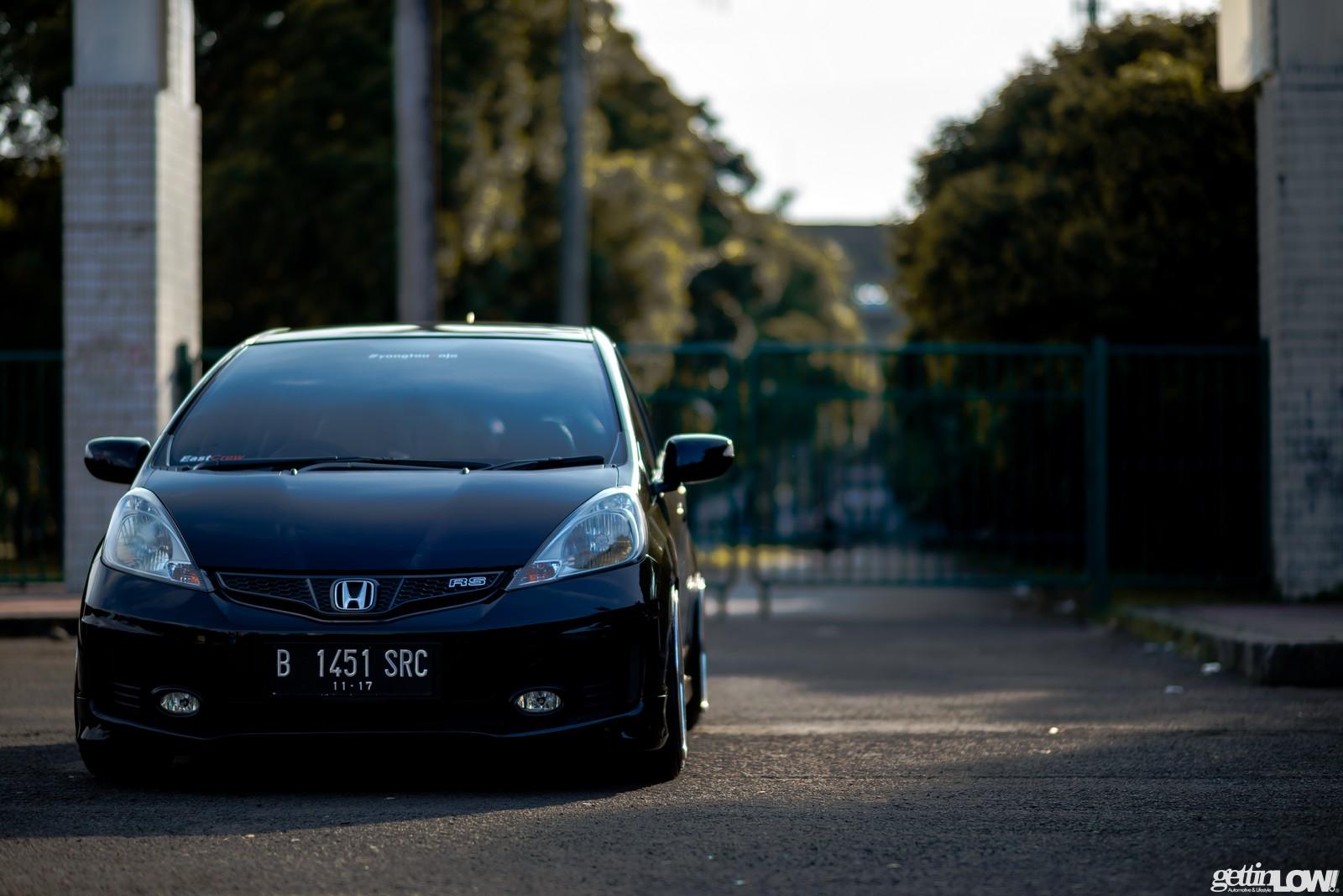 Achmad Firdaus 2012 Honda Jazz