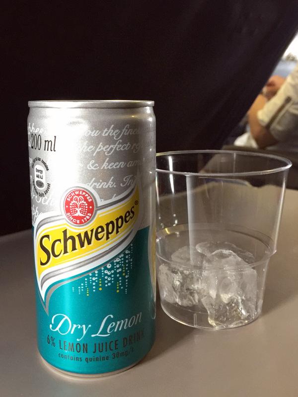 Schweppes Dry Lemon