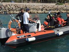 Neteja Submarina Escullera i proximitats Port de Garraf 21/05/2016