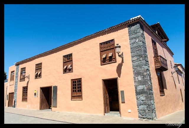Garachico roque piscinas naturales caleton - Casa solariega la Quinta roja