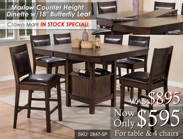 Marlow Counter Height