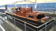 Launch to Royal Yacht Britannia
