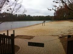 Lincoln Parish Park Beach