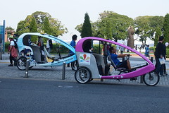 The Japanese Version of Indian Rickshaw