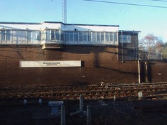 Heaton Norris signal box