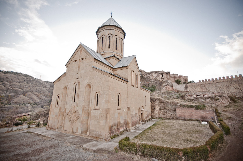 Nariqala-Kirche