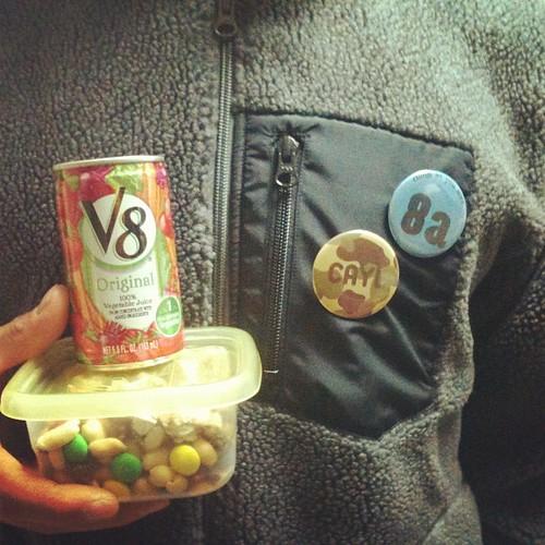 공포의 v8 음료도 등반도!