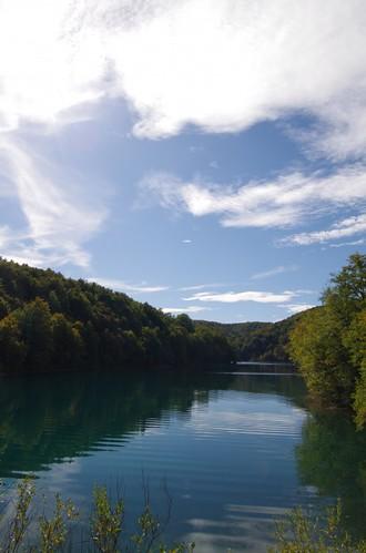 湖のある風景22