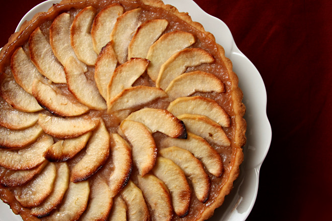 normandy apple tart 9