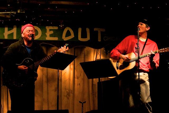Jon Langford & Robbie Fulks 1