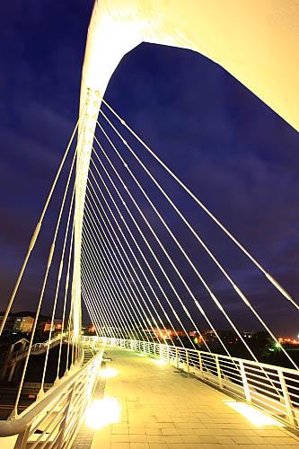 46L8新竹香山豎琴橋