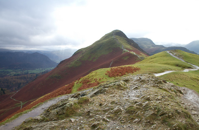 Borrowdale Valley United Kingdom  City pictures : Lake District. Catbells summit from Skelgill Ridge | Flickr Photo ...