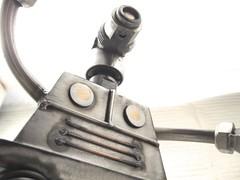 Berzerker, Robot Sculpture
