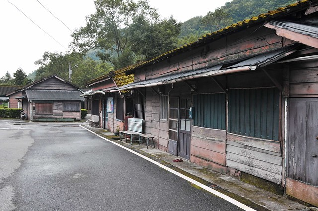 Old japanese house in taiwan flickr photo sharing for Classic japanese house