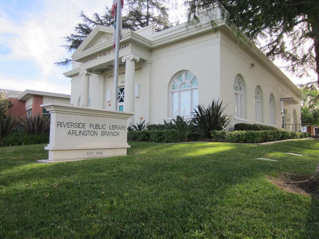 Arlington Park Riverside County California Tripcarta