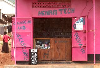 Henri's Tech