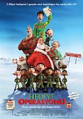 Hediye Operasyonu - Arthur Christmas (2011)
