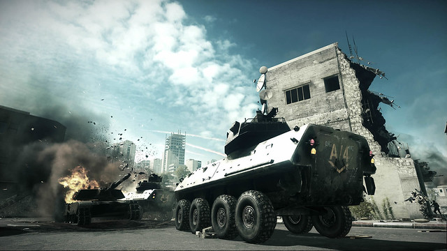 Battlefield 3: Back to Karkand for PS3