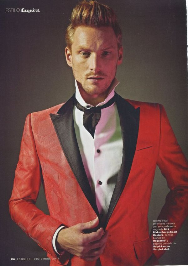 Esquire Spain December 2011_05Jerome Clark(sight Management)