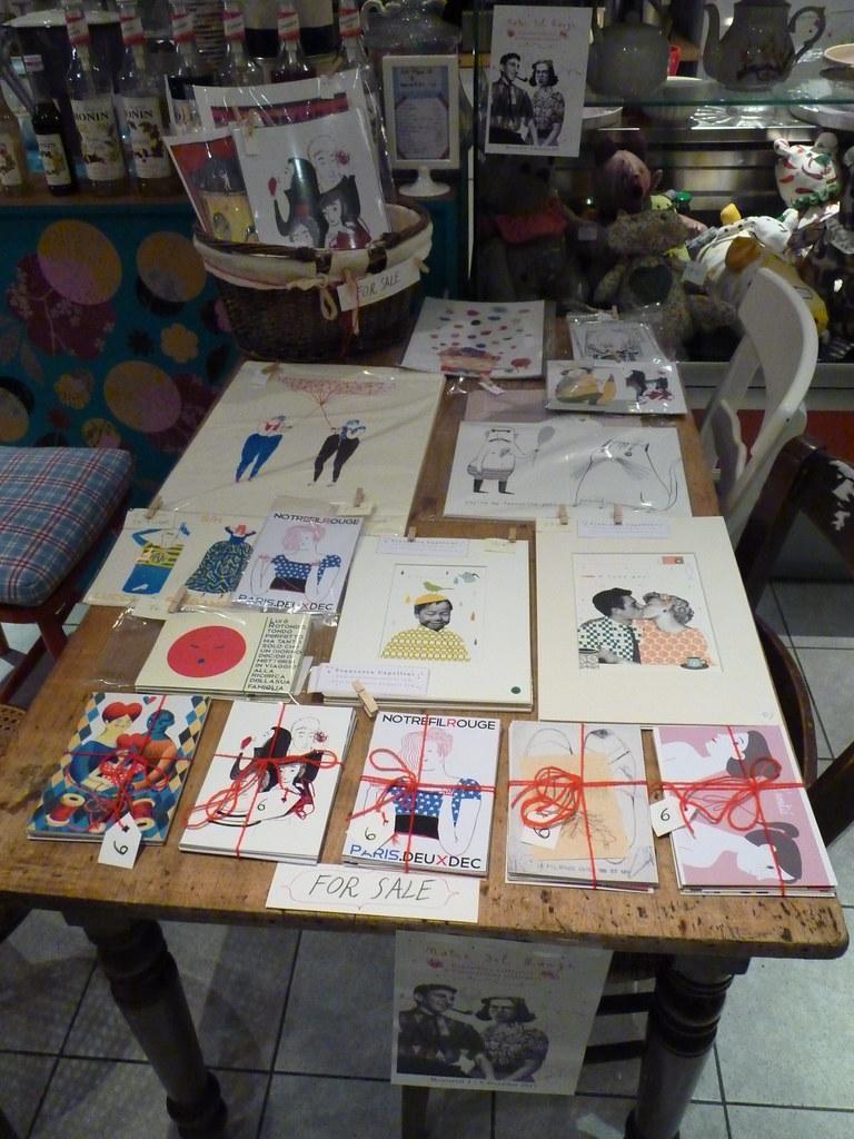Notre Fil Rouge Exhibition