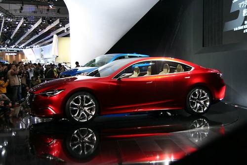 Mazda TAKERI(雄)