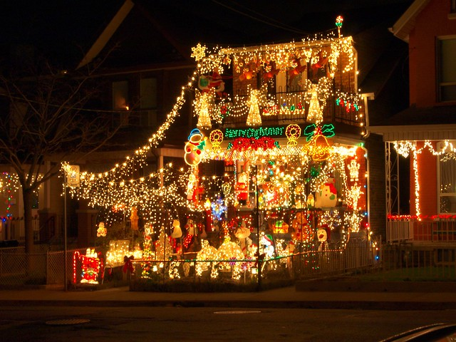 Lights of December: December 4, 2011