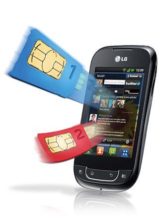 LG Optimus Link P698 Dual SIM