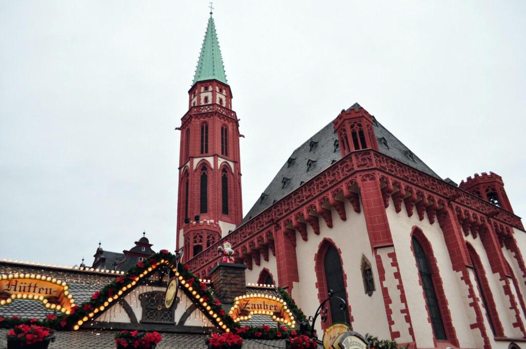 Alte Nikolaikirche Frankfurter Weihnachtsmarkt, el mercado de Navidad más grande de Alemania - 6464830003 d02474e68d o - Frankfurter Weihnachtsmarkt, el mercado de Navidad más grande de Alemania