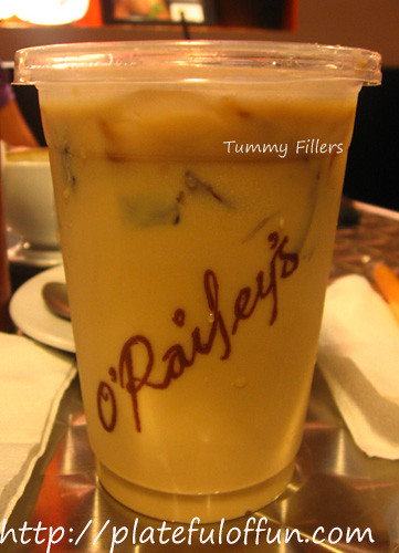 O' Railey's Hazelnut MilkTea