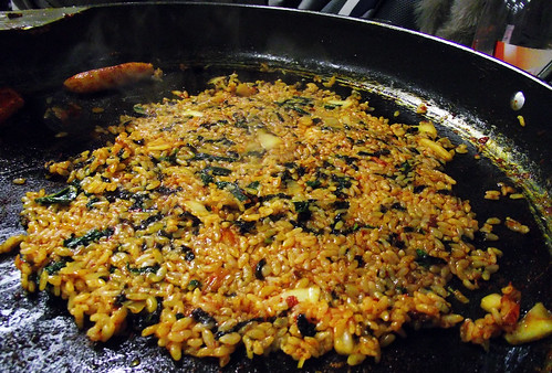 Bokum Bap (Korean Fried Rice)