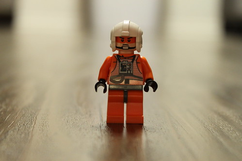 Day 8 - Rebel Pilot